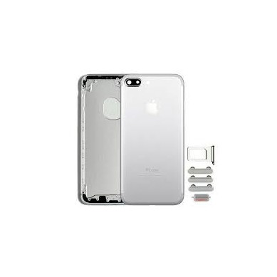 2fe8cd3c0ce Carcasa Trasera iPhone 7 Plus Plata - Serviphone