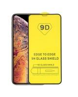 Cristal Templado 9D para iPhone X / XS / 11 Pro