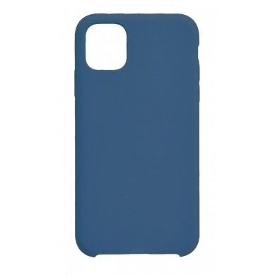Funda de Silicona Ultra Suave iPhone 11 Pro Azul Cobalto