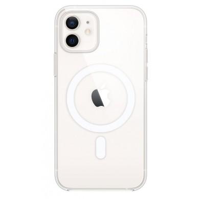 Funda MagSafe para iPhone 12 / 12 Pro Transparente