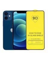 Cristal Templado 9D para iPhone 12 Mini