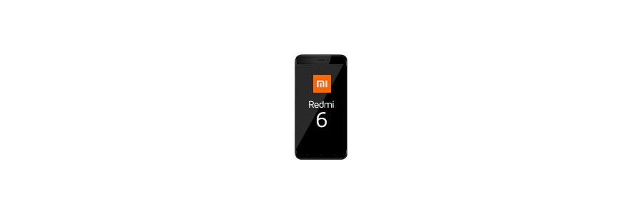 Repuestos Xiaomi Redmi 6