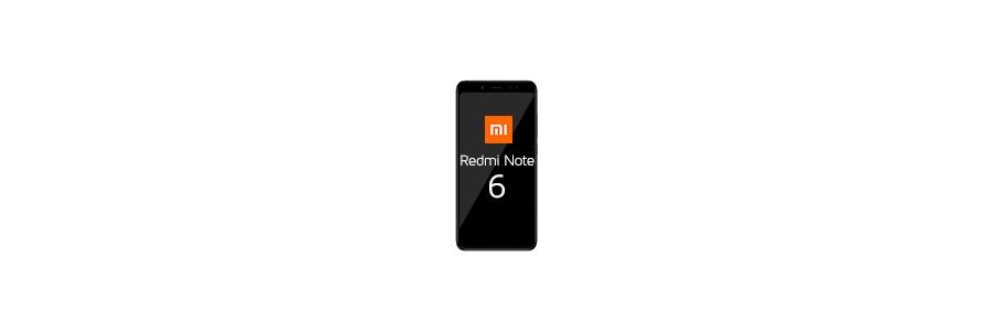 Repuestos Xiaomi Redmi Note 6